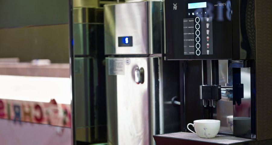 碩美精品旅店 - 咖啡
